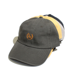 R Laurel Solid Cotton cap