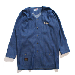 Japanese Work Denim Shirt