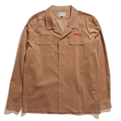 Corduroy Open Color Shirt