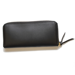Round Zipper Long Wallet