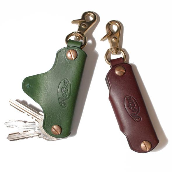 【再入荷】Buttero Leather Key Cover