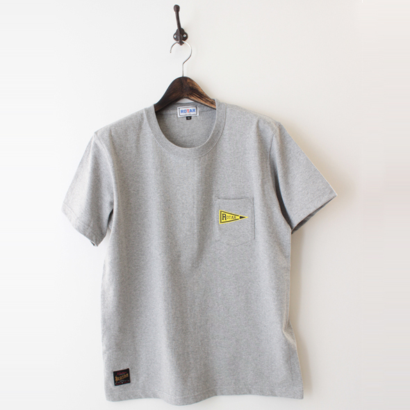 【再入荷】Flag Heavy Weight Pocket s/s Tee