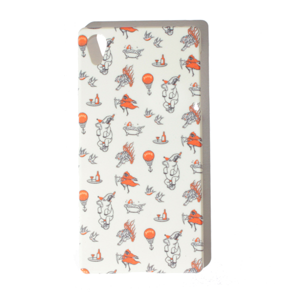 Smartphone case_Xperia Z3専用
