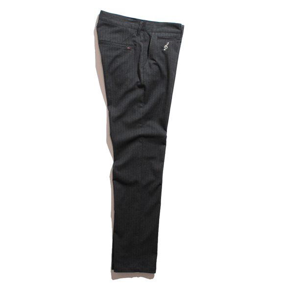 Striped Stretch Tapered Chino