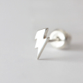ライトニングボルトピアス A / Lightning Bolt Pierced Earring ver.SK8 A
