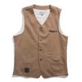 Twill Ciassical Vest