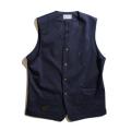 Color fade Classical Vest