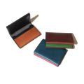 Bicolor card case