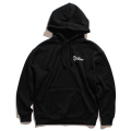 1p Knit fleece Po Parka