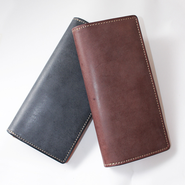 Roroma Leather Separate Long Wallet