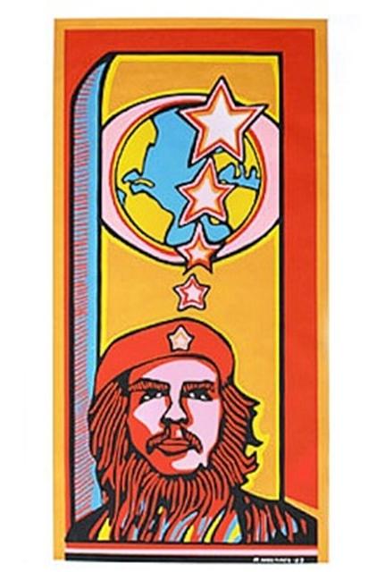 キューバポスター 「チェ」  CU104