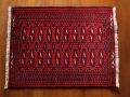 【セミ・オールド】トルキャマン絨毯(玄関マットサイズ中) 41