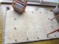 遊牧民のじゅうたん ギャッベ(ラグサイズ小 約119×73cm) 719