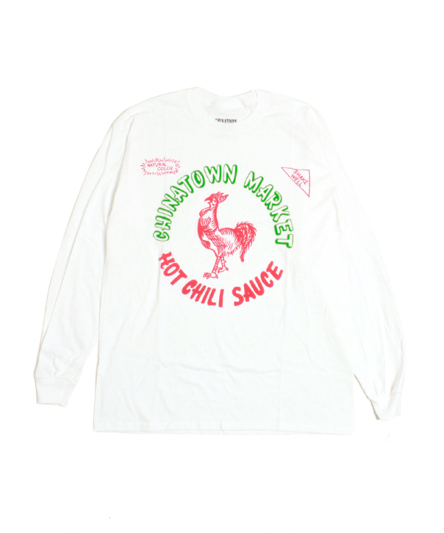 Chinatown Market HOT CHILL L/S TEE