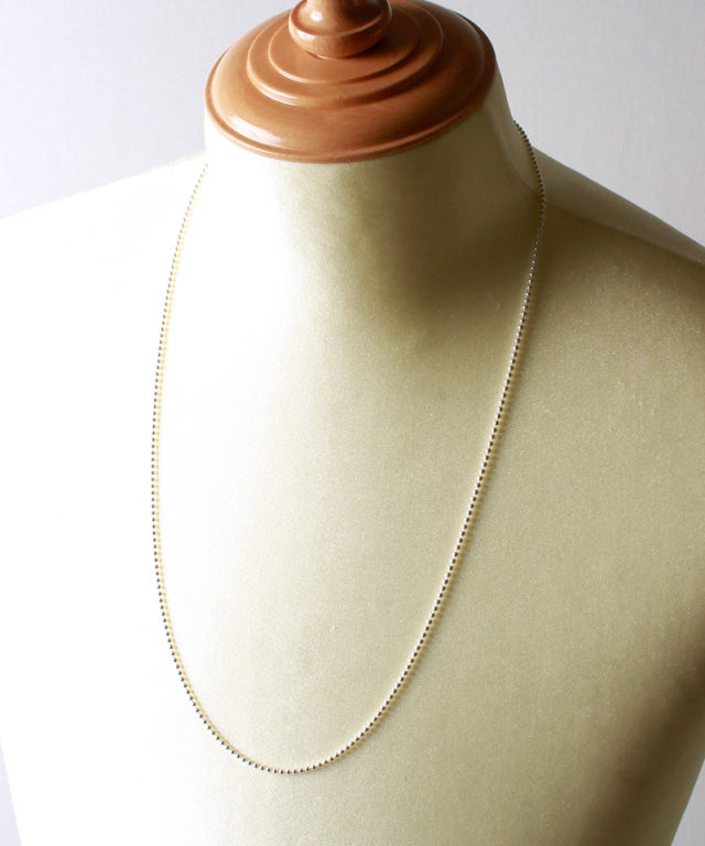 FANTASTIC MAN NECKLACE CHAIN Ball 70