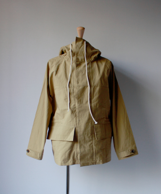 QUILP BRUFORD PARKA