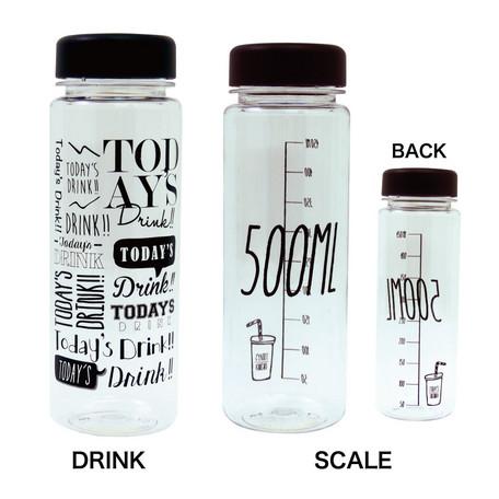【耐熱・耐冷】 ウォーターボトル 2種類