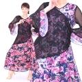 社交ダンス衣装モダンダンスドレス商品番号0016
