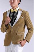 男性カラオケ衣装ジャケット商品番号0018