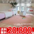 【送料無料】■AS ふかふかした踏み心地♪撥水 カーペット 本間長4畳(191x382)アスソレイユ●全6色絨毯・日本製