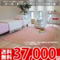 【送料無料】■AS ふかふかした踏み心地♪撥水 カーペット 中京間8畳(364x364)アスソレイユ●全6色絨毯・日本製