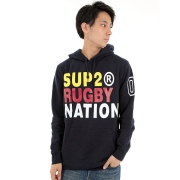SUP2 RUGBY NATION フーディー 03o