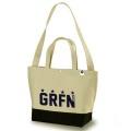 グリフィン GRFN スイッチング トート クリーム×ネイビー