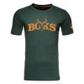 南アフリカ代表 スプリングボクス 16/17  グラフィックTシャツ