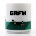 グリフィン GRFN スタッキングマグ デジタルロゴ