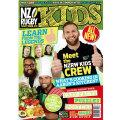 NZ RUGBY KIDS ISSUE No.1