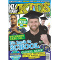 NZ RUGBY KIDS ISSUE No.6