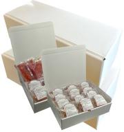 お好きな【ロシア料理冷凍品】詰め合わせができる ギフト用化粧箱 (空箱)