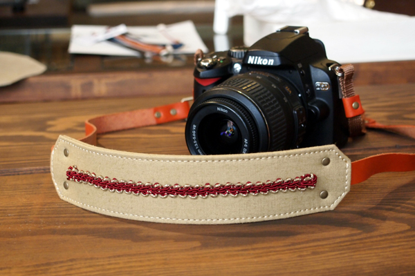 grandid  Camera Strap/Brawn