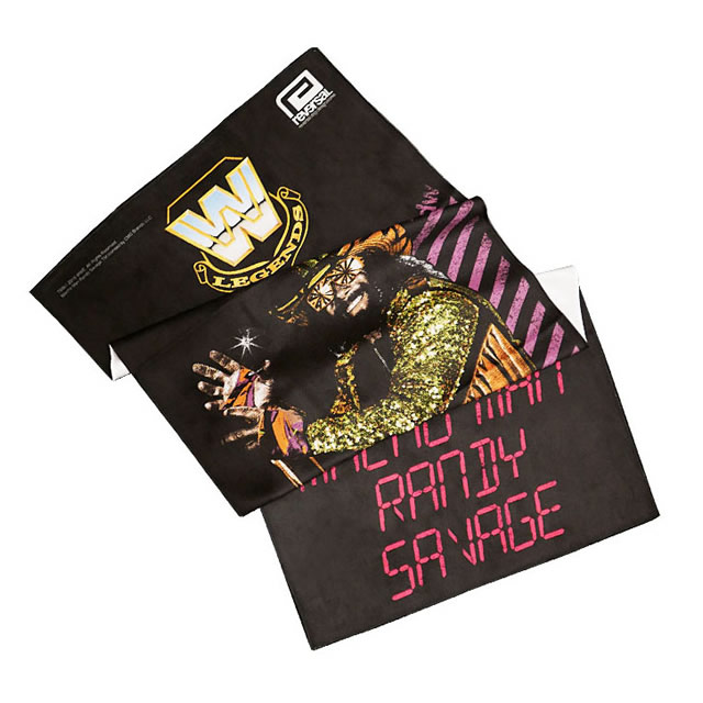 RANDY SAVAGE MICROFIBER TOWEL