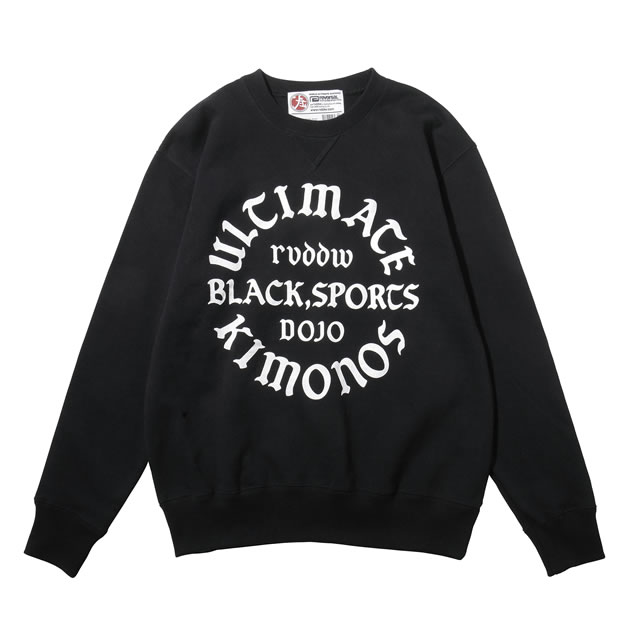 ULTIMATE KIMONOS CREW SWEAT