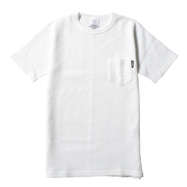 JEMORGAN rvddw CREW POCKET TEE