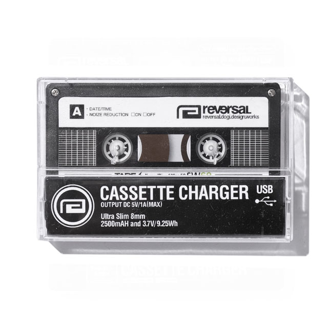 CASSETTE CHARGER TAPES