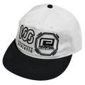 R LOGO x 100 LOGO BACE BALL CAP