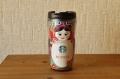 ロシア/モスクワ限定!Starbucks スターバックス マトリョーシカタンブラー Sサイズ(ショート) 8oz, 237ml