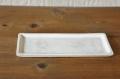 鈴木史子 長皿(小) 17.5×7.5cm