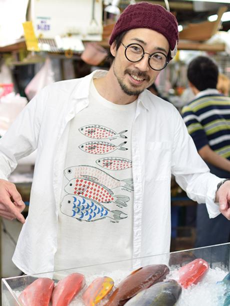 沖縄Tシャツ IMAIYU