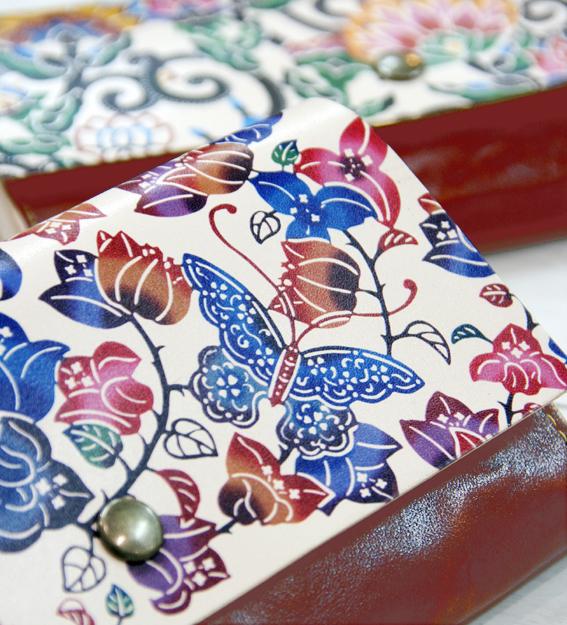 紅型長財布
