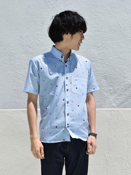 BDシャツ SLOW LIFE