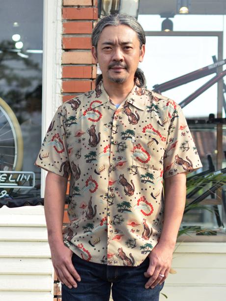 BDシャツ UGAMI