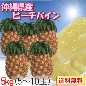 沖縄県産ピーチパイン5kg