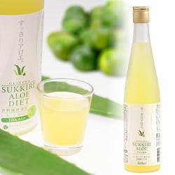 沖縄県産アロエ飲料「すっきりアロエ。」500ml