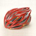 【漆塗り】サイクルヘルメット・桜蒔絵