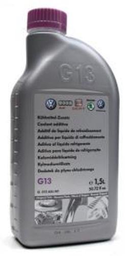 【お徳な3本セット】フォルクスワーゲン(VW)純正クーラント LLC 1.5L G013A8JM1  希釈タイプ