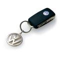 フォルクスワーゲン【VW】純正アクセサリー VWキーホルダーマットタイプ