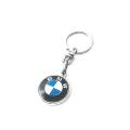 【BMW純正 Lifestyle accessories】キーリング BMW Logo 80230444663